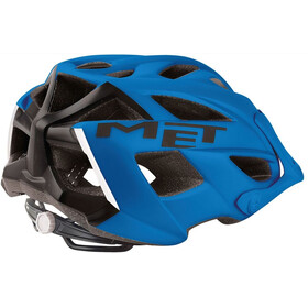 MET Terra Bike Helmet blue/black